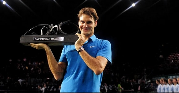 Victoire à Paris-Bercy : Roger Federer est de retour