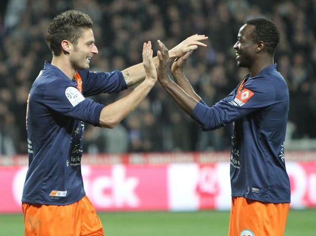 Ligue 1-27e journée: Paris et Montpellier sans rivaux