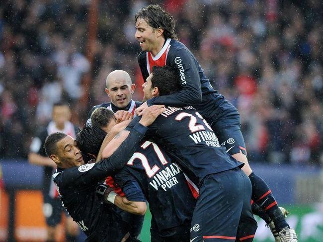 Ligue 1-26e journée: le fond du tableau à l'honneur