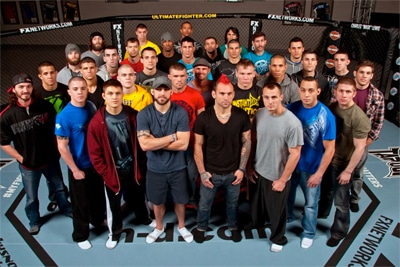 The Ultimate fighter, la télé réalité à succès de l'UFC