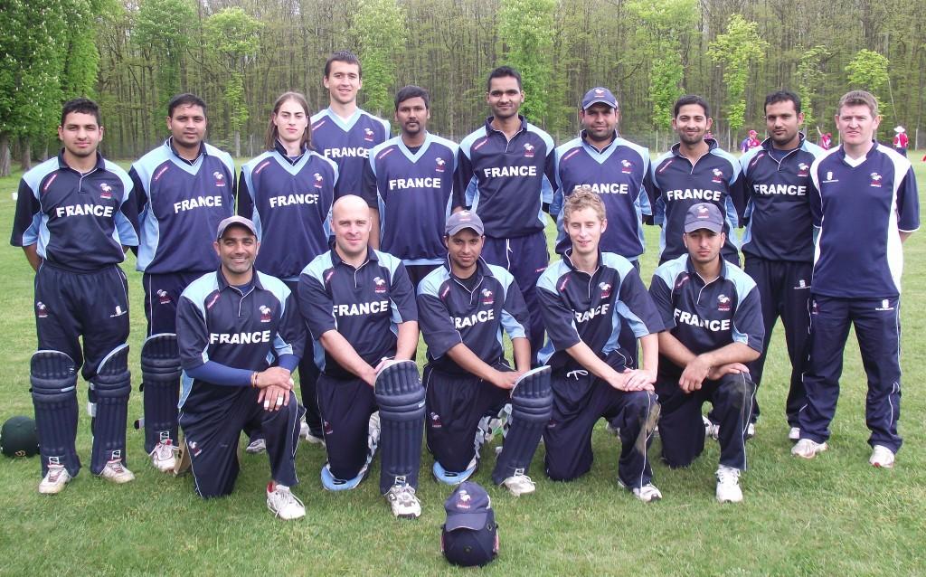 La liste de l'équipe de France de Cricket pour la ligue mondiale enfin connue !