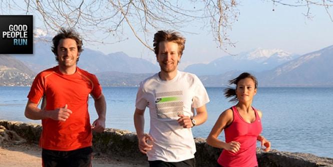 Avec GoodPeopleRun, la course à pied ne sera plus jamais un sport individuel !