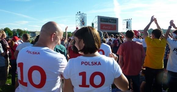 Euro 2012– Groupe A: la Pologne n'en profite pas … au contraire de la Russie (en direct de Cracovie)