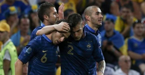 EURO 2012 – Groupe D : Les notes des Bleus, France – Ukraine (2-0)