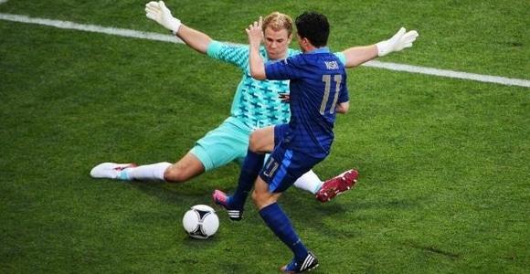 EURO 2012 – Groupe D : Les regrets des Bleus …
