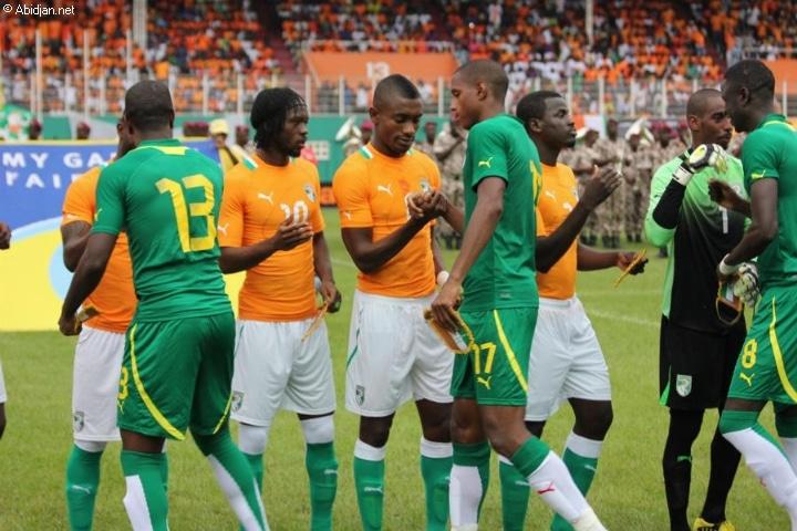 Sénégal Côte d'Ivoire