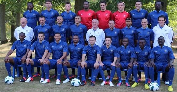 Equipe de France 2012