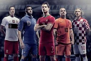 Jeu-concours : un maillot de foot de l'équipe nationale de votre choix est à gagner !