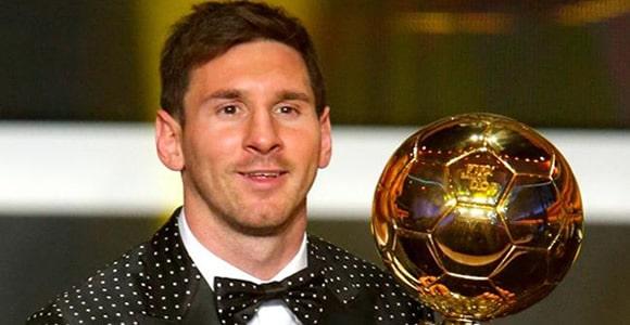 Lionel Messi meilleur joueur de tous les temps