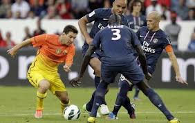 Paris Saint Germain Vs FC Barcelone Champions League 2013