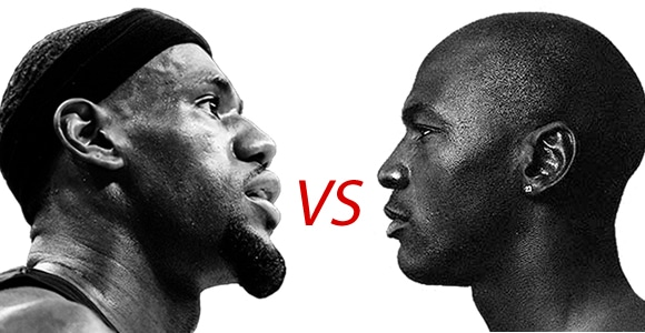 lebron james vs michael jordan