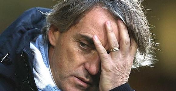 Mancini viré de Manchester City
