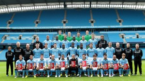 Man City 2013