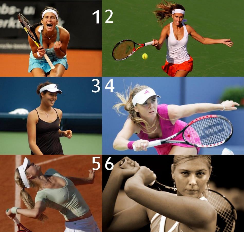 Roland Garros sexy