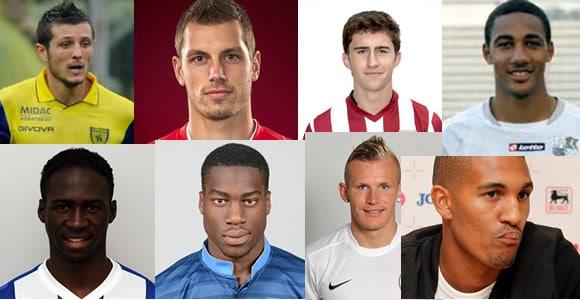 talentueux footballeur jouant a l'etranger