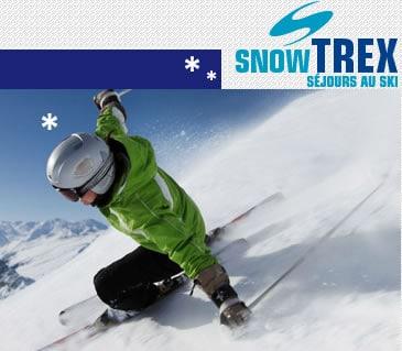 Snowtrex séjours de ski