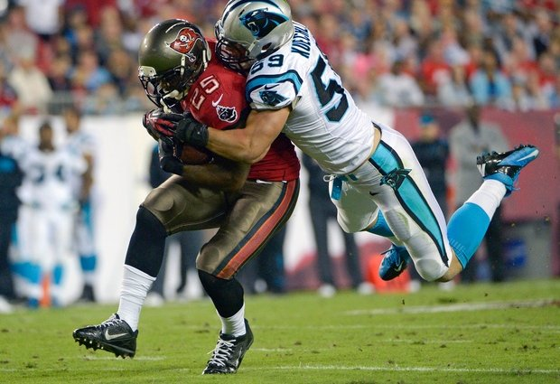 Panthers 31-13 Buccaneers
