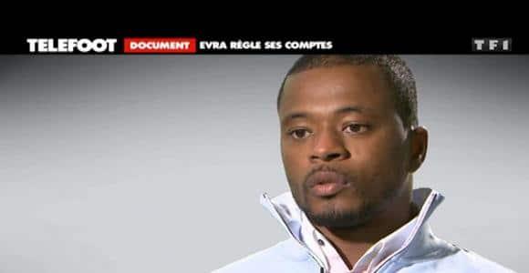 Patrice Evra vs Pierre Menes