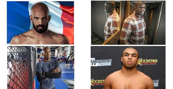 Francais en MMA UFC Bellator