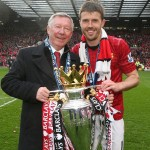 Fergie and Carrick