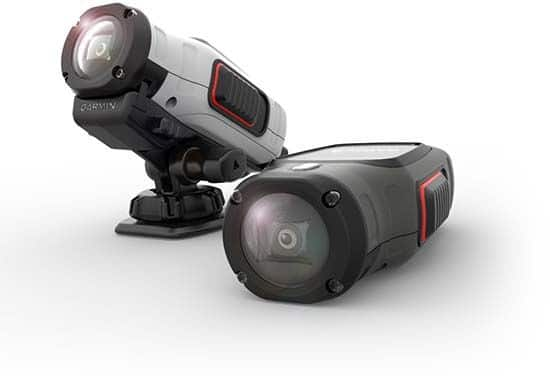 garmin virb et G-Eye