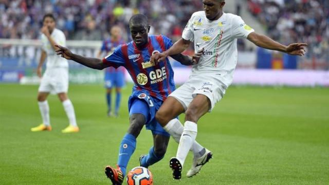 Ngolo Kanté, l'ascension du gamin de Suresnes