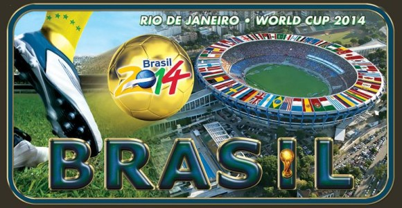 World Cup 2014 Bresil