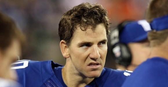 Eli Manning Face NFL