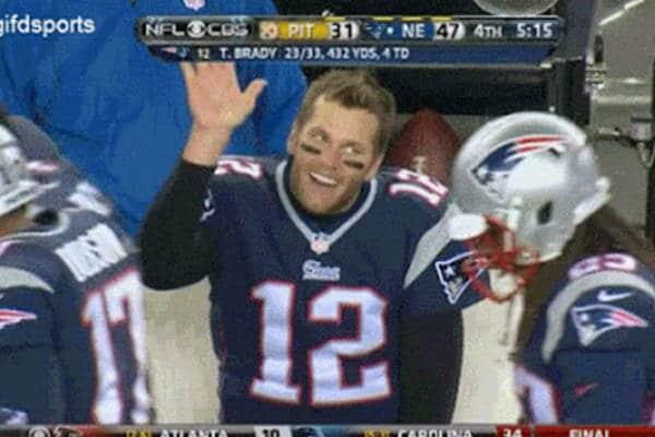 Brady High Five