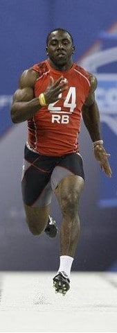 Combine Chris Johnson