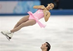 APTOPIX Sochi Olympics Figure Skating