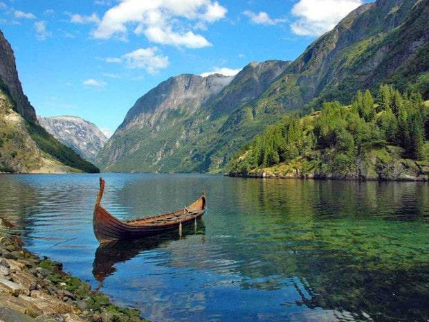 Norvege et Sotchi