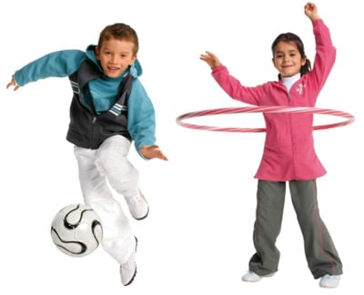 Bienfaits du sport chez l'enfant