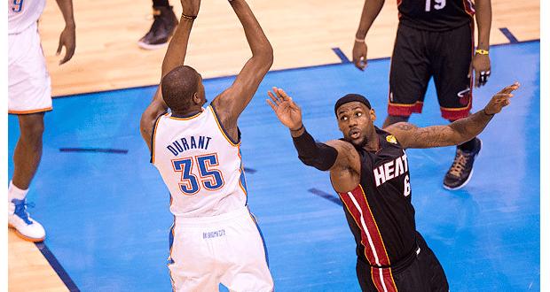 Debrief NBA de la semaine, Lebron James, Kevin Durant et les autres.