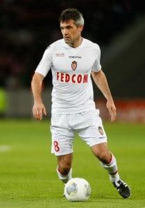 Jeremy Toulalan avec Monaco