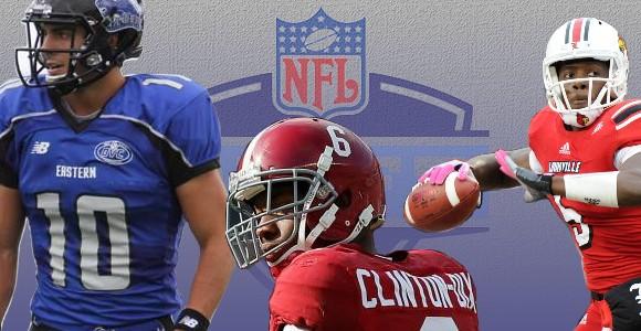 NFL Draft : Top 5 prospect (3/4)