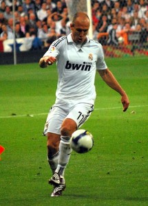 Robben en 2009 âgé de 25 ans