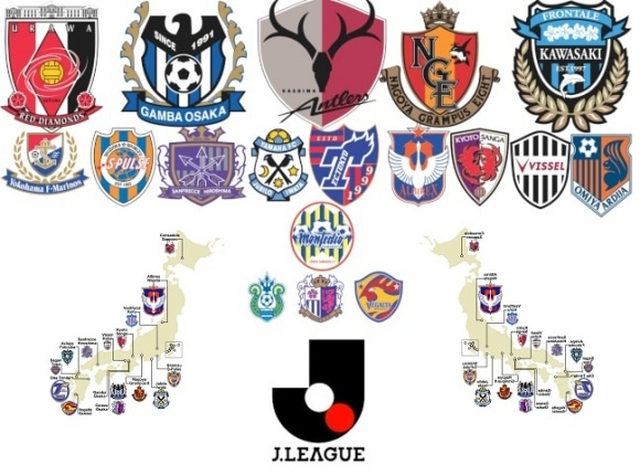 J-League, le football sauce japonnaise ?