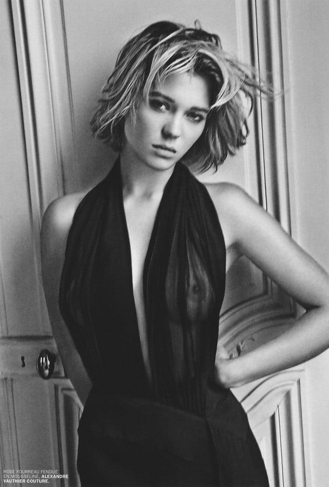 """Lea Seydoux, célèbre actrice de """"La vie d'Adèle"""""""