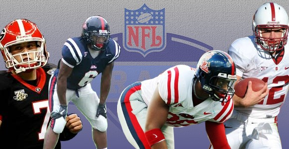 NFL Draft : les 10 derniers 1st pick … et les surprises !