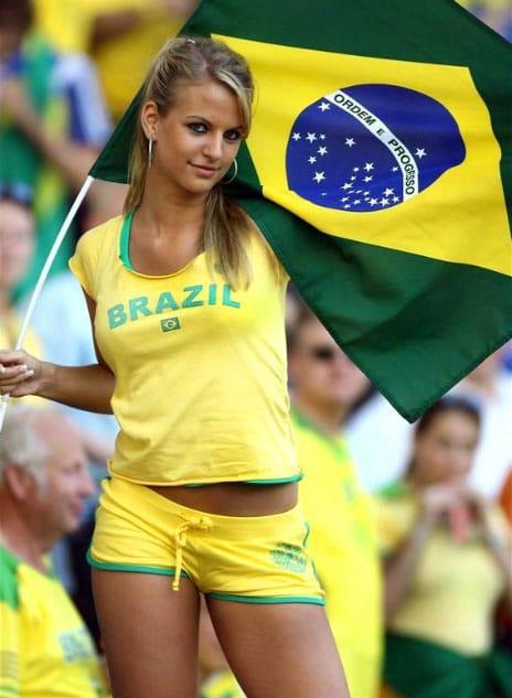 Bienvenue au Brésil: Coupe du monde, Jeux olympiques et top 10 bresiliennes