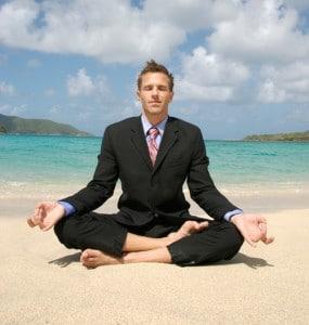 Le yoga au bureau