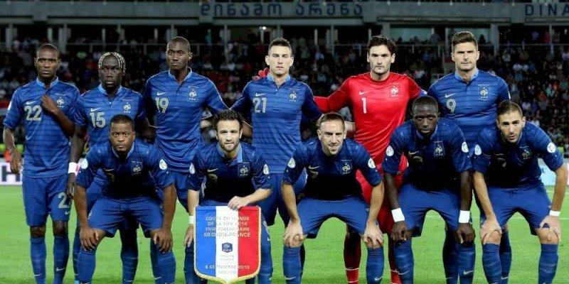 Quelle quipe de france pour la coupe du monde 2018 vive le sport - Classement equipe de france coupe du monde 2014 ...