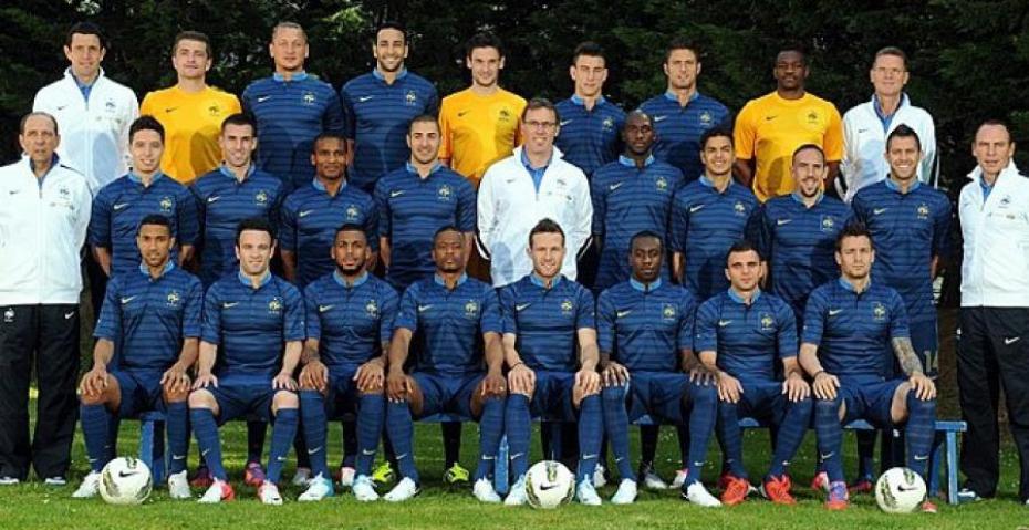 Coupe du monde 2014 : Notre équipe
