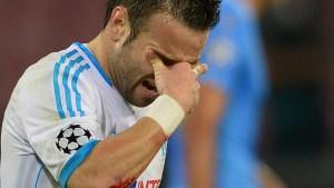 A l'image de Valbuena, Marseille n'a rien vu cette saison