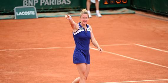 Roland Garros : Parmentier, l'épopée continue !