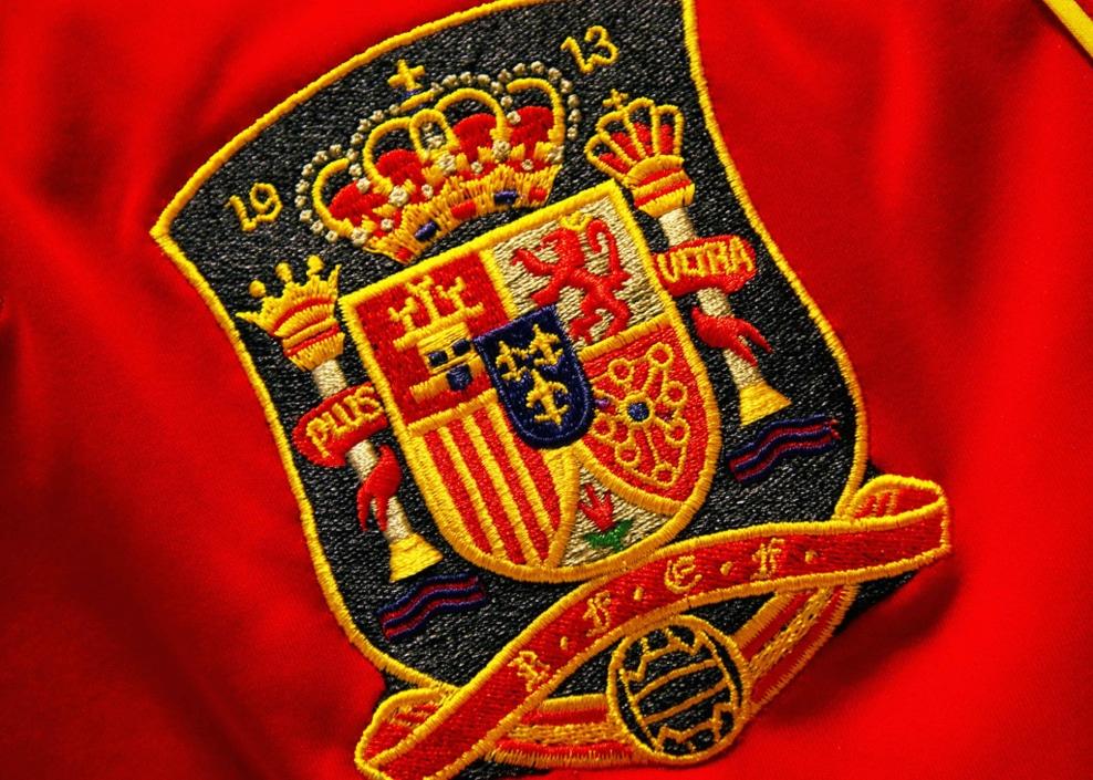 Espagne t-shirt logo