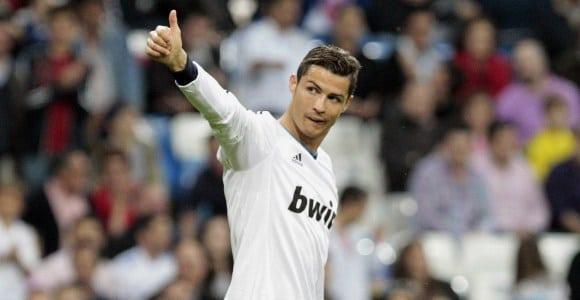 Ronaldo, le retour aux sources