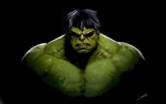 Les 7 exercices pour ressembler à Hulk
