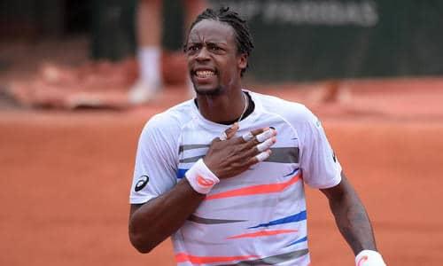 Roland Garros : Monfils la victoire malgré tout